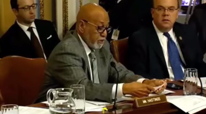 Alcee hastings Messes w/ Texas